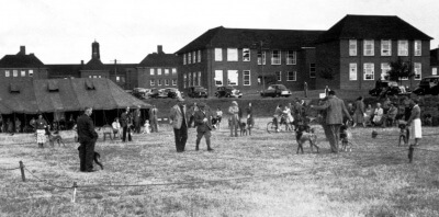 1st GSPC Event 1952