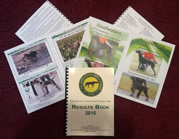 Results Book 2015