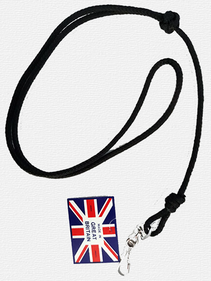 Rope Lanyard with background